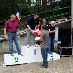 Un podium - master 2012